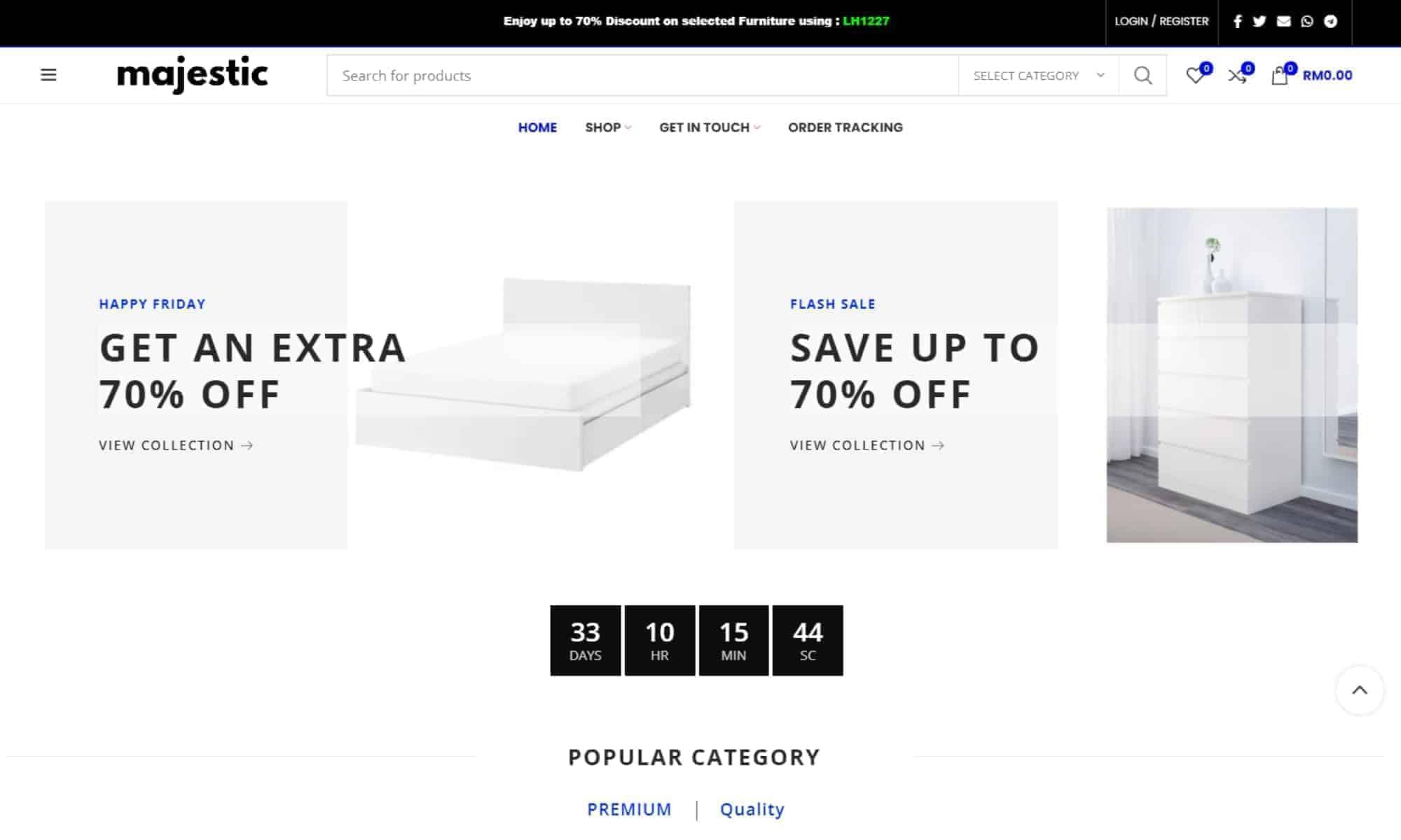 LJK Digital Empire - Affordable eCommerce Design Agency - 1