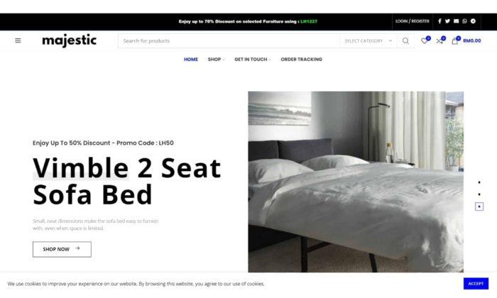 LJK Digital Empire - Affordable eCommerce Design Agency - 2