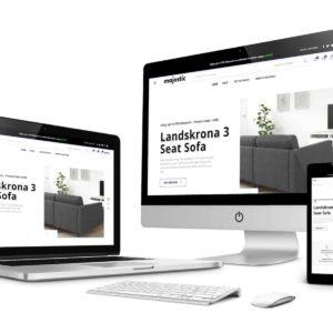 LJK Digital Empire - Affordable eCommerce Design Agency