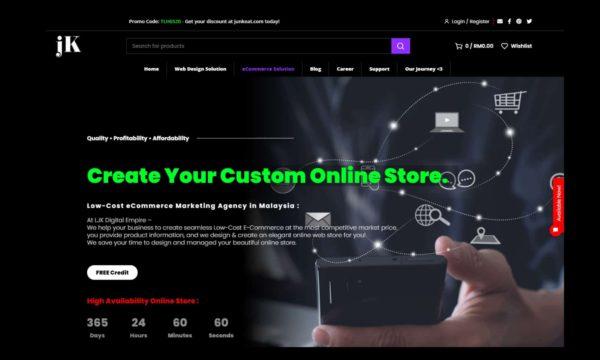LJK Digital Empire - Affordable eCommerce Design Agency - 4