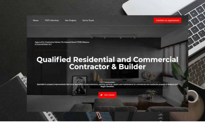 LJK Digital Empire - Professional Landing Page Design - i